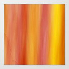 Texture Orange Yellow Canvas Print