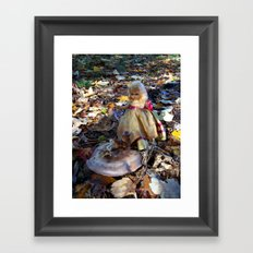 Autumn 10-28-2007 010 Framed Art Print