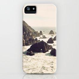 bodega bay. iPhone Case