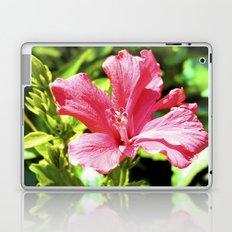Hibiscus II Laptop & iPad Skin