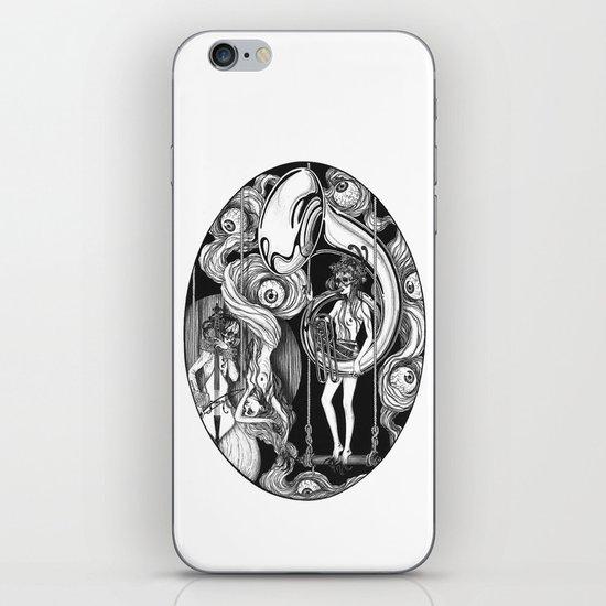 Circus Insomne iPhone & iPod Skin