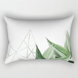 Minimal nature Rectangular Pillow