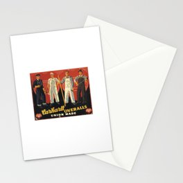 Vintage Carhartt Ad Stationery Cards