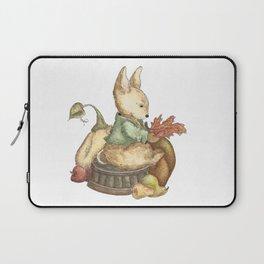 Vintage rabbit Laptop Sleeve