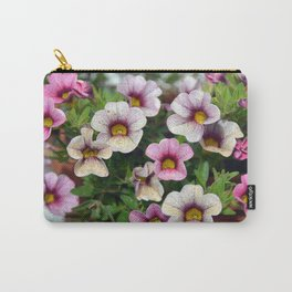 Floral summer cocktail Carry-All Pouch