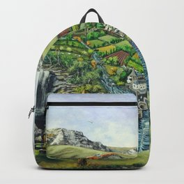 Prelude To Powys Backpack