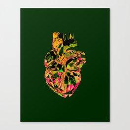 Heart Print #4 Canvas Print