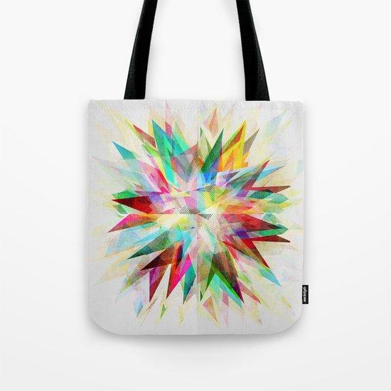 Colorful 6 Tote Bag