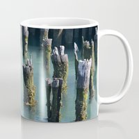 broken Mugs featuring BROKEN by OSSUMphotos