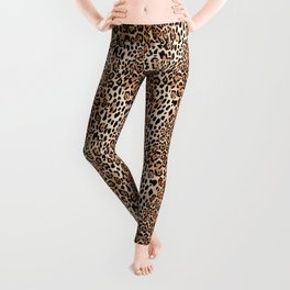 SAFARI LEO Leggings