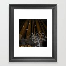 Soul Music Framed Art Print