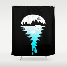Winters Tale Shower Curtain