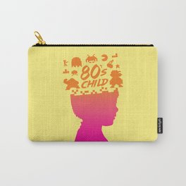 80s child Carry-All Pouch