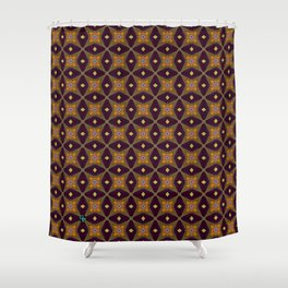 You're Kilim Me 2 Shower Curtain