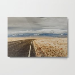 Great Sand Dunes National Park - Road Metal Print