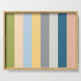 Color palette I Serving Tray