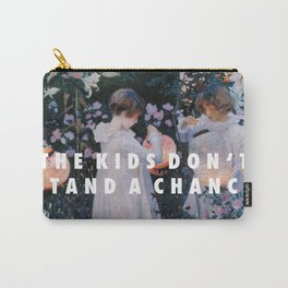 Lilies Don't Stand A Chance Carry-All Pouch