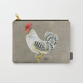 Rooster Wallace Carry-All Pouch