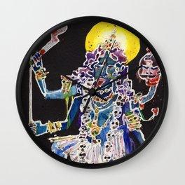 Goddess Kali Wall Clock