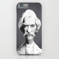 Mark Twain iPhone 6s Slim Case