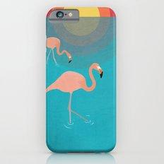 Flamingos iPhone 6s Slim Case