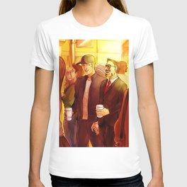 Superhusbands Coffee Break T-shirt
