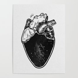 Inside your heart. Poster