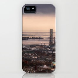 The Tay Estuary iPhone Case