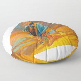 Sky Dance Floor Pillow