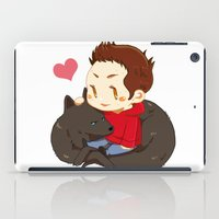 sterek iPad Cases featuring STEREK/#3 by Yoshimoto