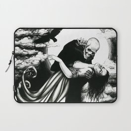 The dance of death Laptop Sleeve