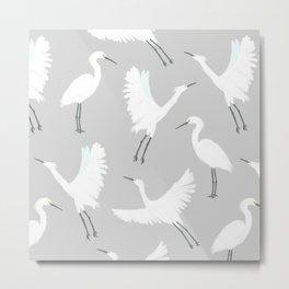 Aeglos Pattern Metal Print