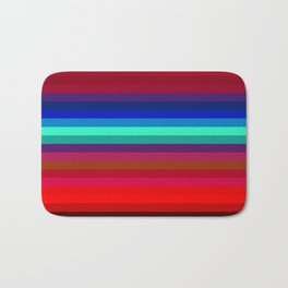 Re-Created Spectrum LIX by Robert S. Lee Bath Mat