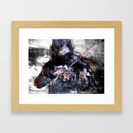 Fortissimo Framed Art Print