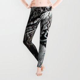 Black Lava Leggings