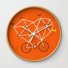 Lovecycle Wall Clock