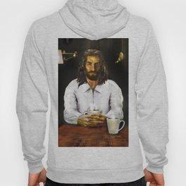 Coffee With Jesus Hoody