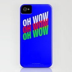 OH WOW #3 Slim Case iPhone (4, 4s)