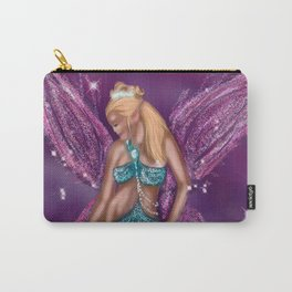 Galactic Fairy Godmother Carry-All Pouch