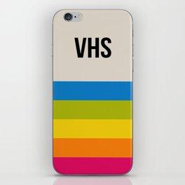 VHS Retro Box iPhone Skin