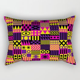Tipsi Town Rectangular Pillow