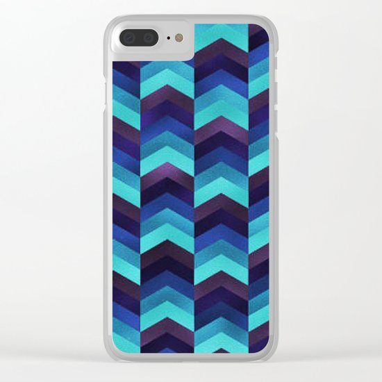 Up and hope Clear iPhone Case