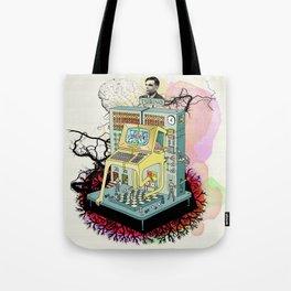 Turing Tote Bag