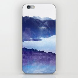ABSTRACT LANDSCAPE DX iPhone Skin