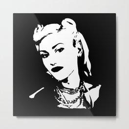 Gwen no doubt Metal Print