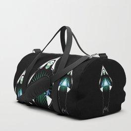 Skull mage Duffle Bag