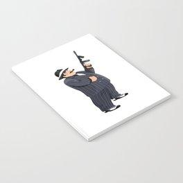 gangster Notebook