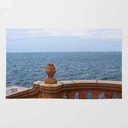 The Ringling Overlooking Sarasota Bay II Rug