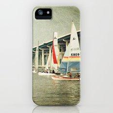 Sailing iPhone (5, 5s) Slim Case