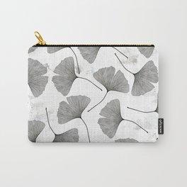 ginkgo biloba pattern Carry-All Pouch